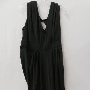 Torrid Black Sleeveless Slimming Dress Size 2